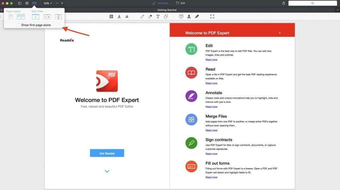 PDF Expert for Mac 2.2 Now Available NEWS