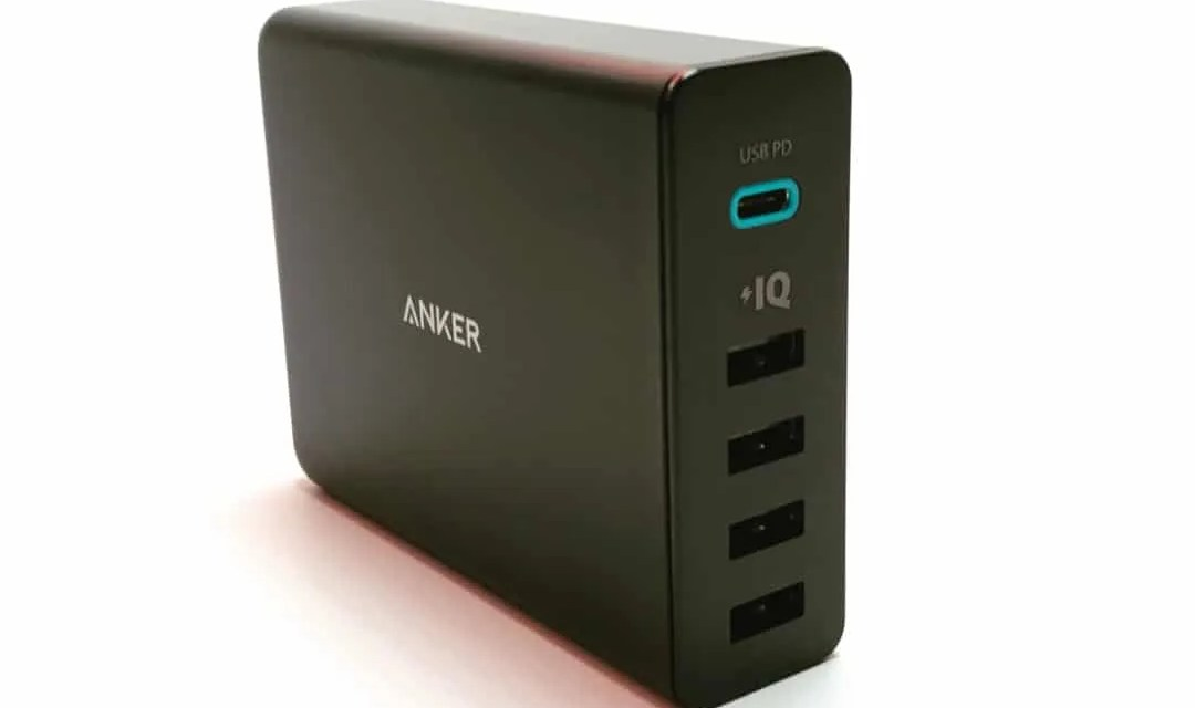 Anker PowerPort Plus 5 USB-C REVIEW