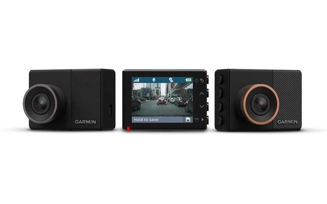 Garmin Introduces Dash Cam 45 and 55 NEWS