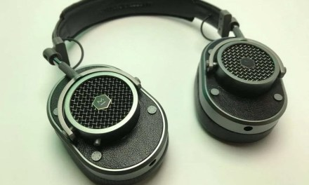 Master and Dynamic MH40 Over-Ear Headphones REVIEW