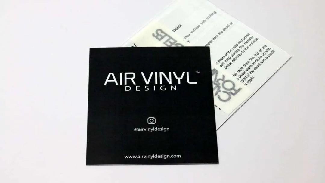 AIR VINYL DESIGN Vinyl Graphics for AirPods