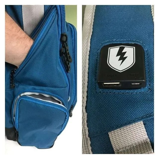 M Edge Charging Bag
