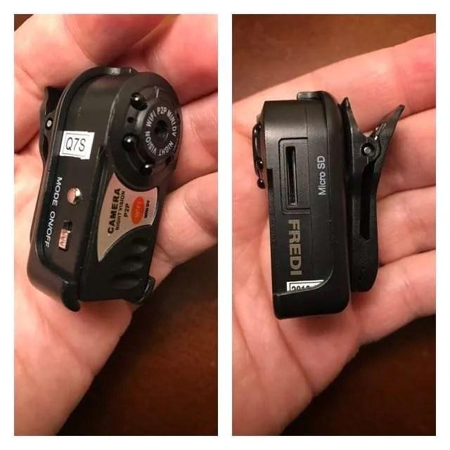 Fredi P2P camera
