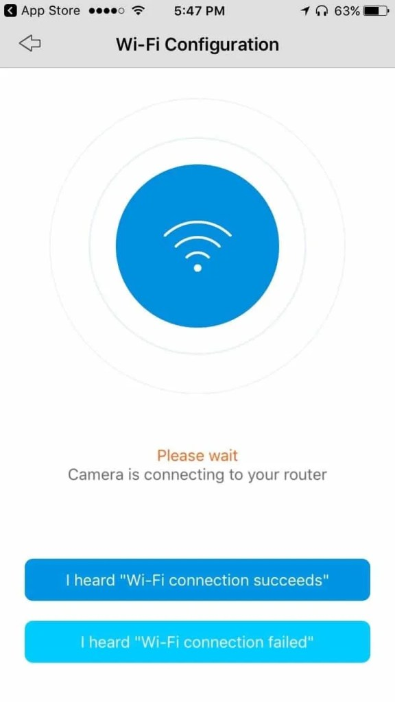 Reolink Keen Indoor Smart Home Camera