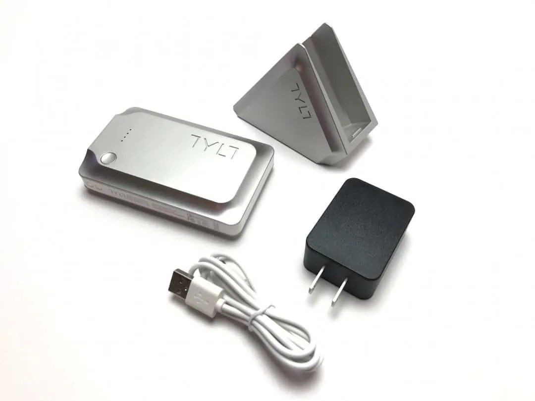 TYLT Portable Battery 4x with Power Dock REVIEW
