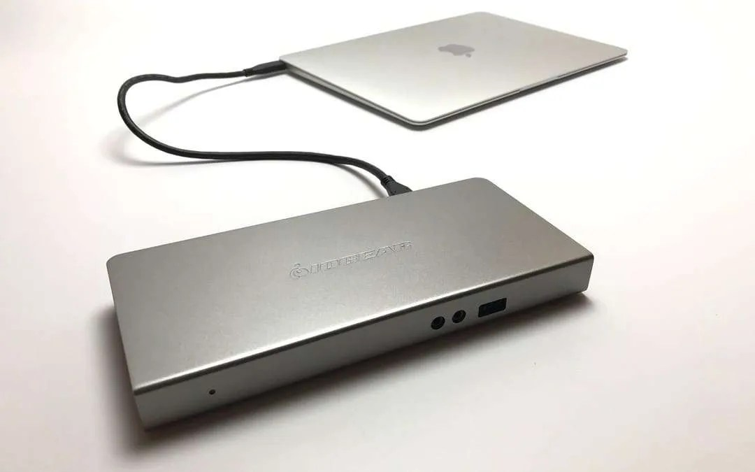 IOGEAR USB-C 4K Docking Station REVIEW