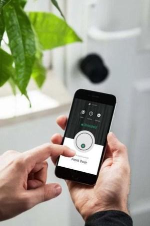 Teodoor Introduces World's Smallest Smart Lock