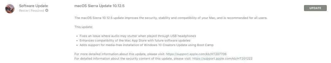 Apple Releases Updates to Software NEWS