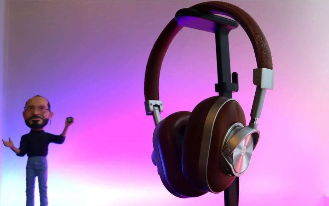 Master and Dynamic MW60 Wireless Over-Ear Headphones