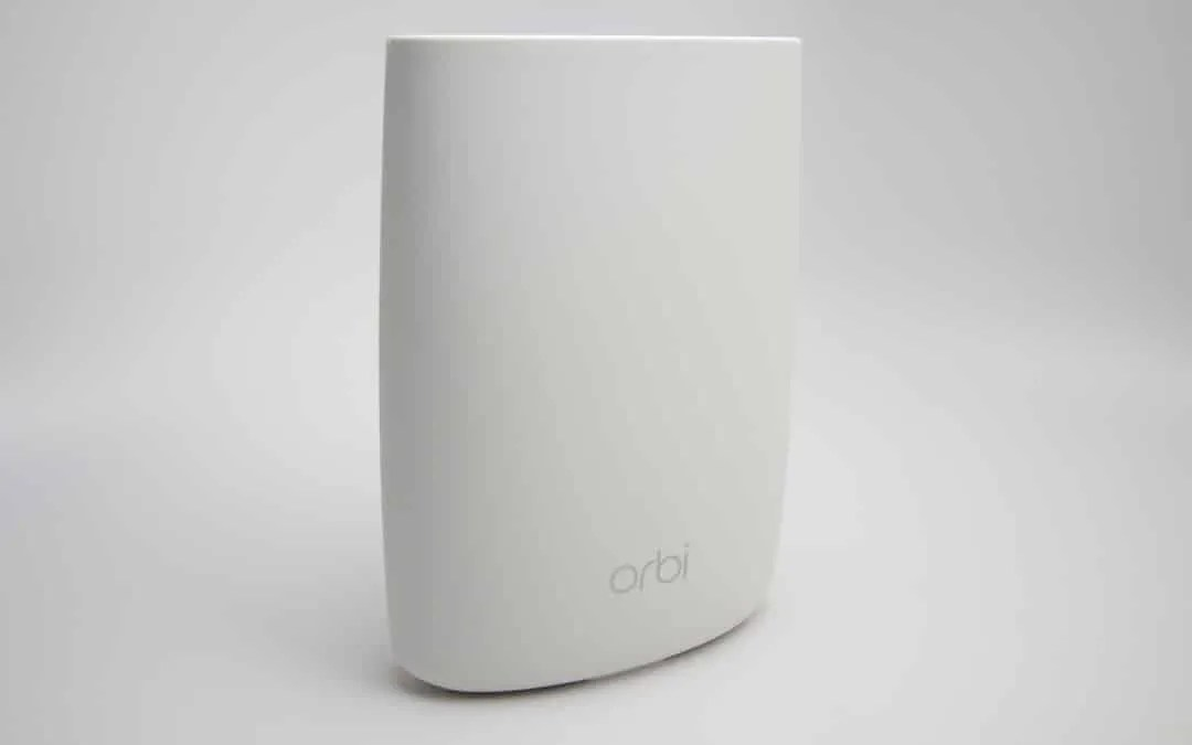 Netgear Orbi Home WiFi System REVIEW | Mac Sources