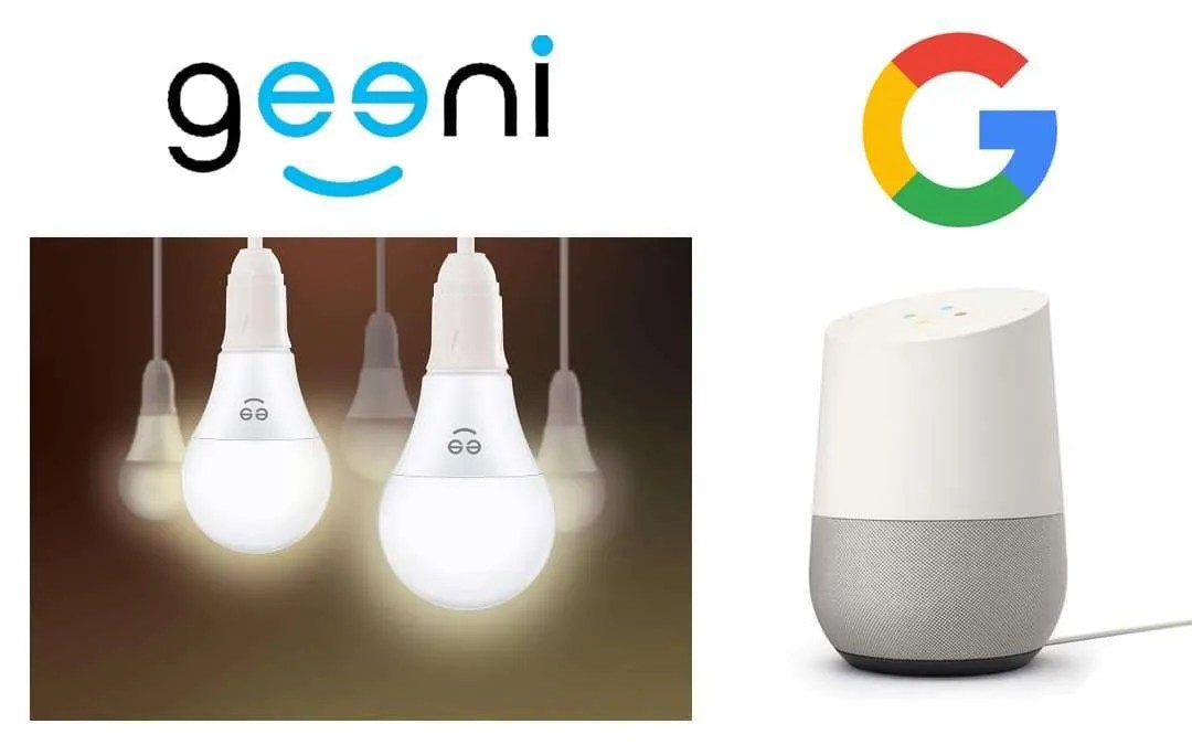 Geeni Brings Google Assistant to Its Smart Home Products NEWS