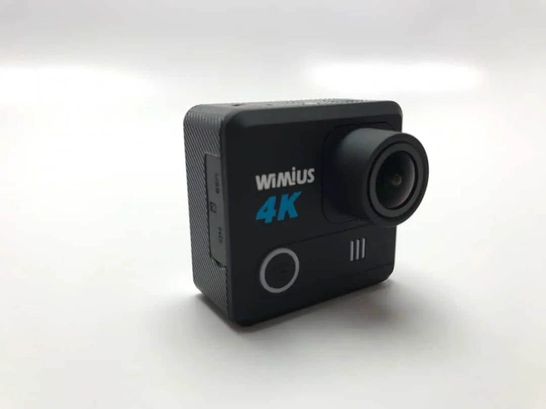 WiMius L1 WiFi 1080P Action Cam REVIEW
