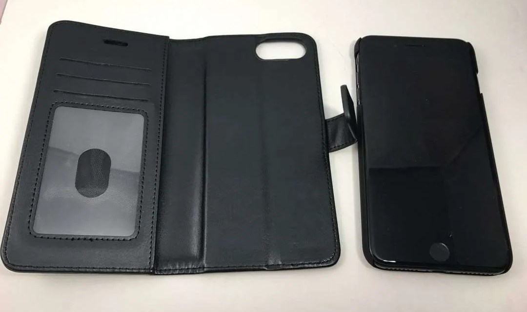 SKECH Polo Book REVIEW Book Style Wallet Case for iPhone 7 Plus