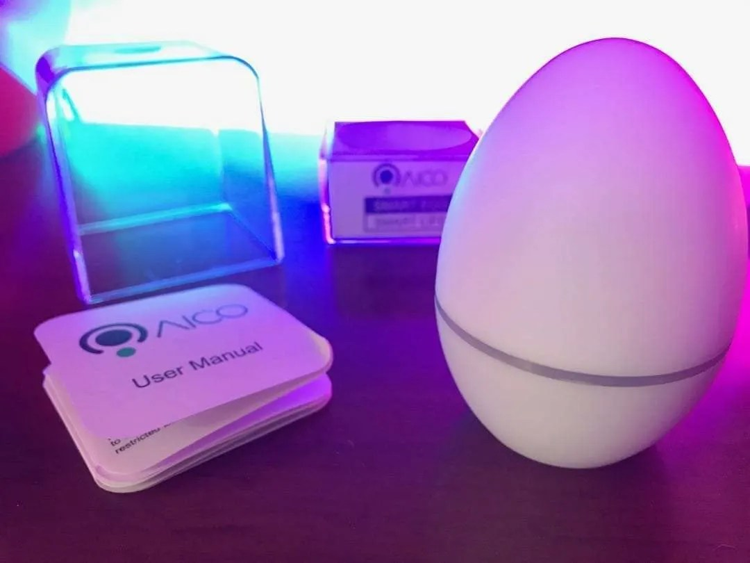 AICO Smart Egg REVIEW