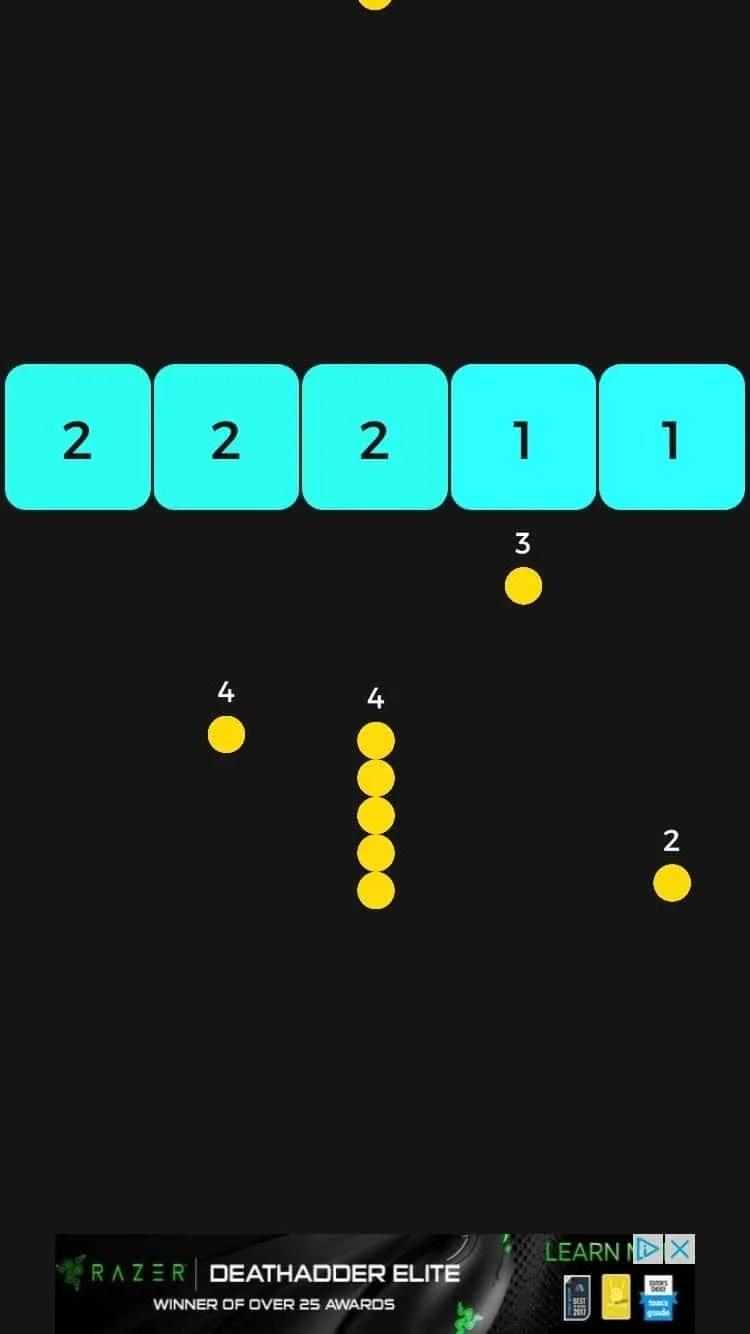 Balls vs Blocks Endless Scrolling Game REVIEW
