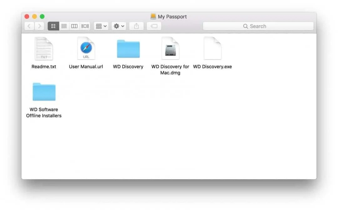 Wd Discovery For Mac