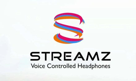 Introducing STREAMZ® The World's First Voice Controlled Headphones NEWS