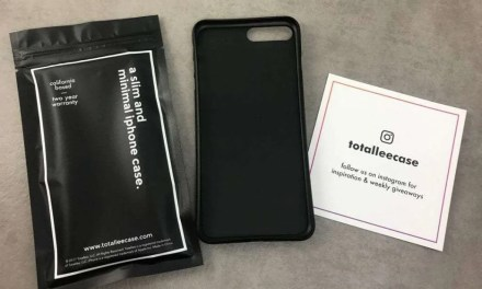 Totallee Leather iPhone Case REVIEW Minimalistic design to protect your iphone.