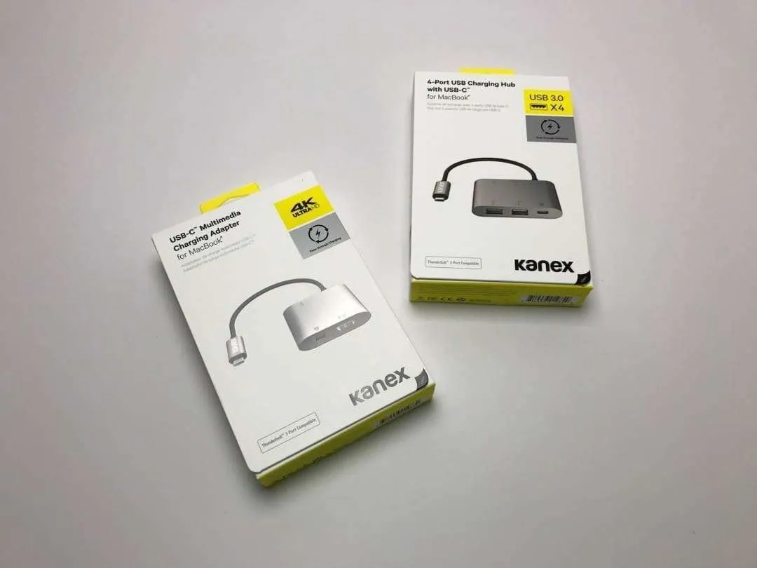 Kanex USB-C Charging Adapter and Hub REVIEW