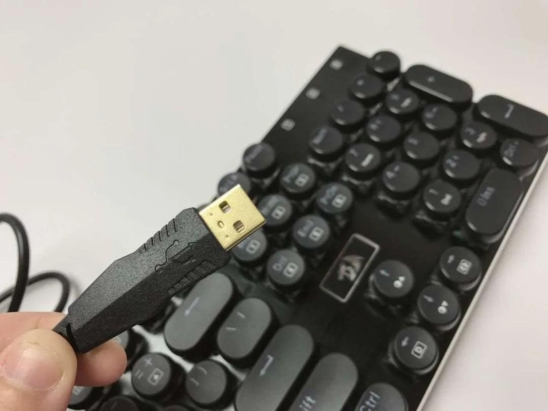 Redragon K556 RK RGB Gaming Keyboard REVIEW