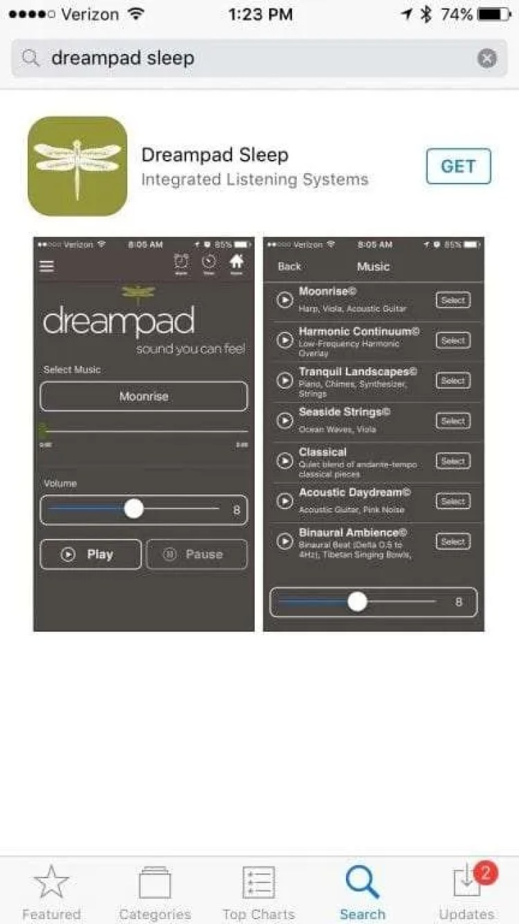 Dreampad Connected Pillow REVIEW