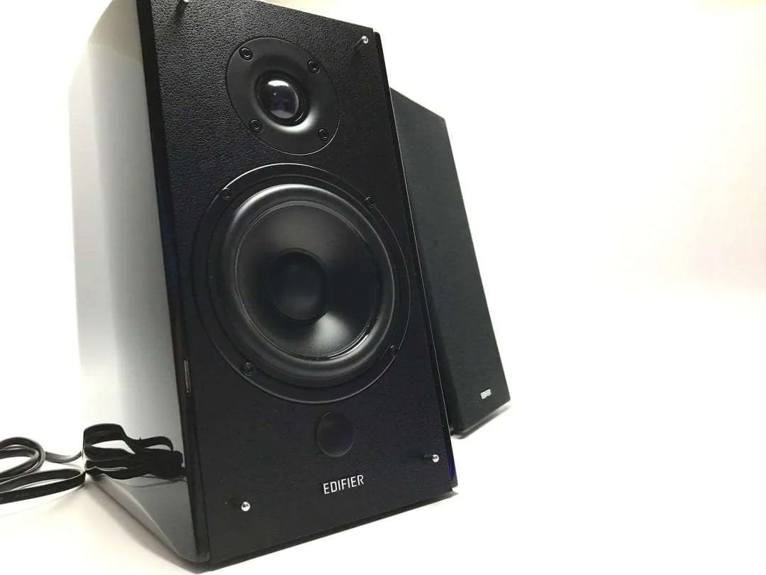 Edifier R2000DB Bookshelf Speakers REVIEW