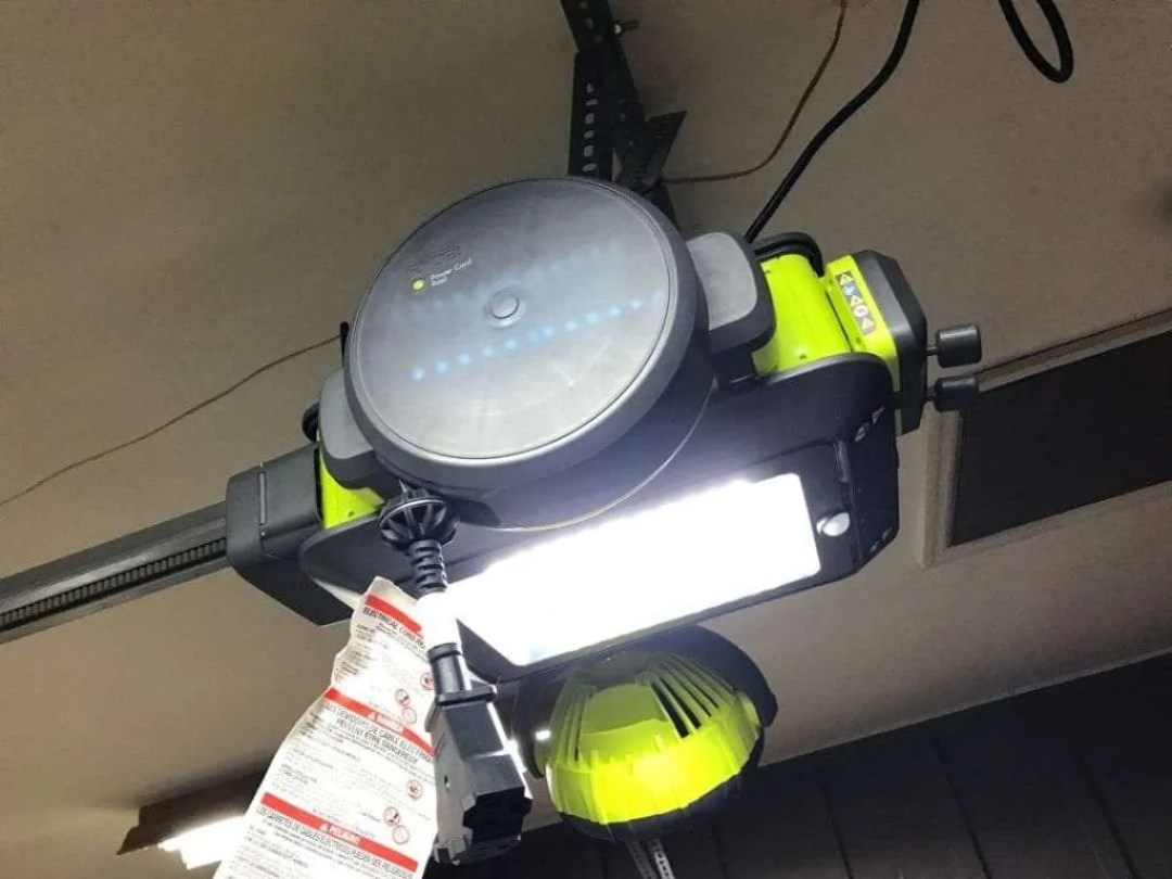 Ryobi Garage Door Opener Review Mac Sources