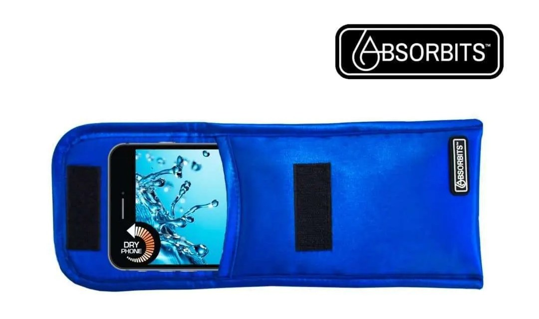 Absorbits Introduces Wet Phone Rescue Pouch NEWS