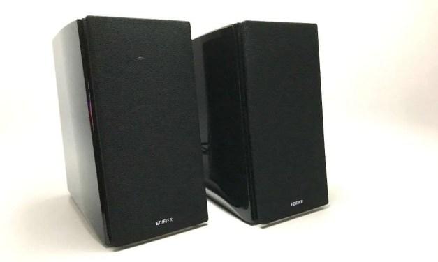 Edifier R2000DB Bookshelf Speakers REVIEW