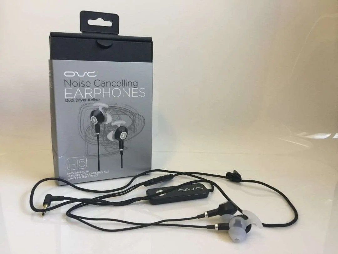 cf864ef98bf OVC H15 Noise Cancelling Earphones REVIEW | Mac Sources