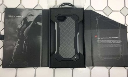"Element iPhone 7 Sector Case REVIEW ""It's not just a case, it's a statement."""
