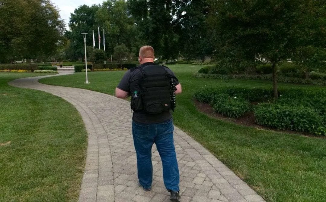 Lowepro ProTactic 450 AW Camera Backpack REVIEW