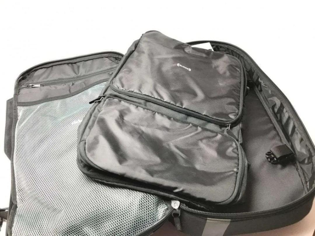 Slicks Backpack Travel System REVIEW