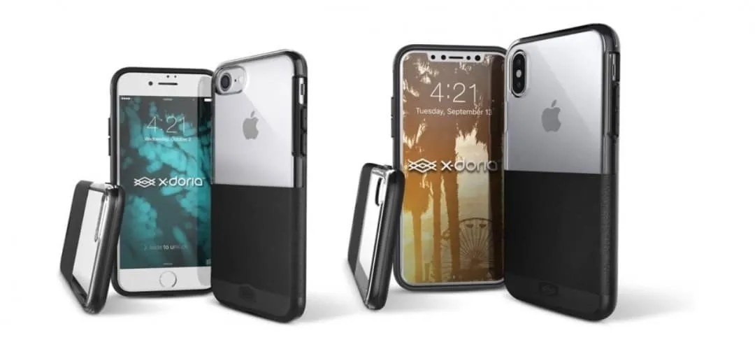 X-Doria Launches Case Collections for the 2017 iPhone Launch NEWS