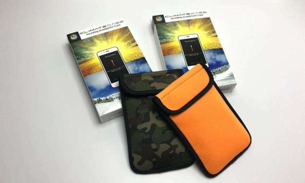 Climate Case Insulating Smartphone Case REVIEW