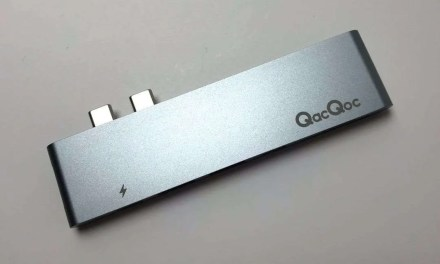 QacQoc Multiport USB-C Hub REVIEW and Giveaway