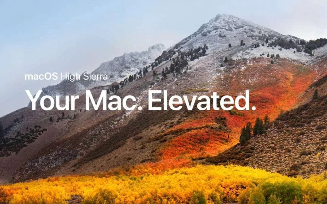 macOS High Sierra Now Available as a Free Update