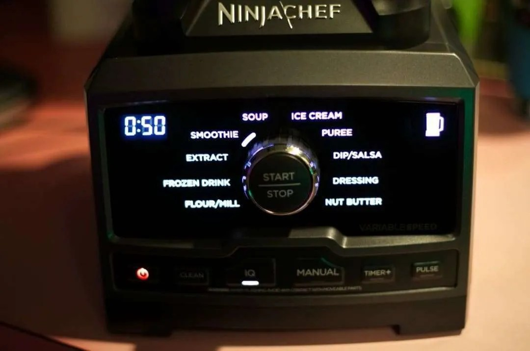 Ninja Chef High Speed Blender REVIEW