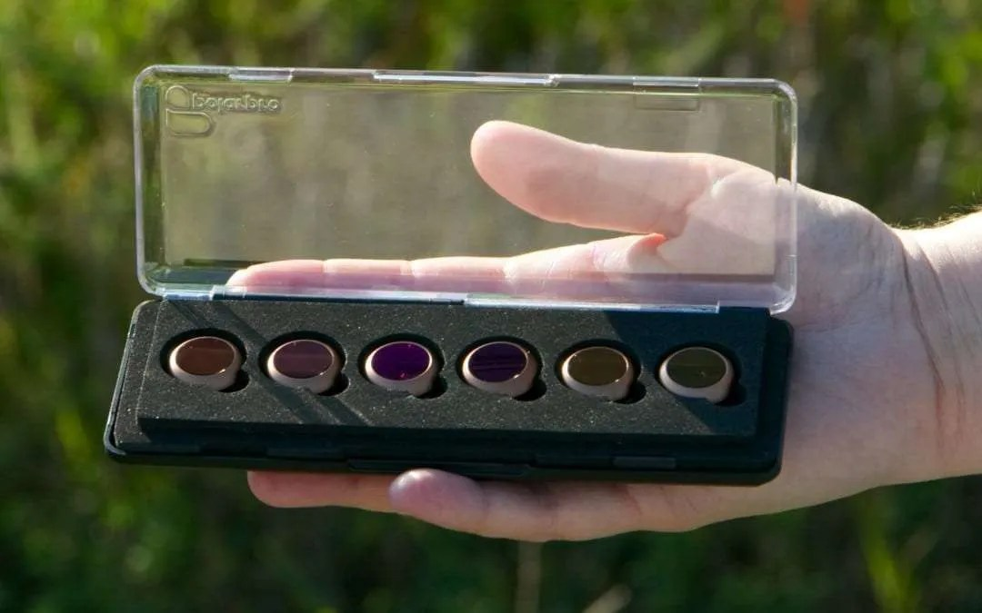 PolarPro DJI Mavic Filters Cinema Series REVIEW