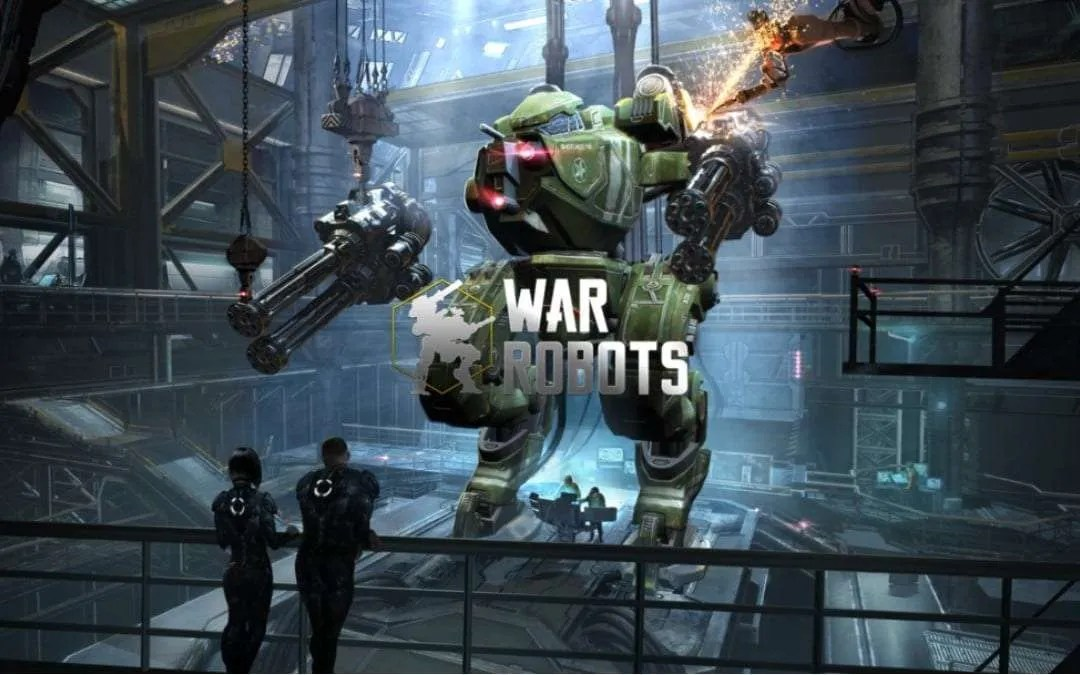 War Robots iOS Game REVIEW