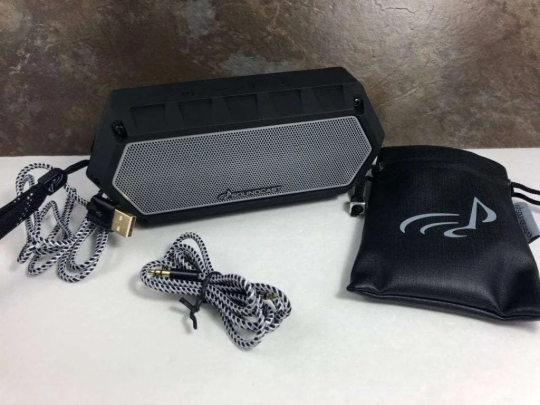 Soundcast VG1 accessories