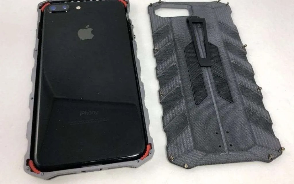 M7 ELEMENTCASE REVIEW Armor for your iPhone 7/8 Plus.