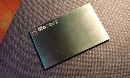 PlusUs Life Card Portable Battery REVIEW