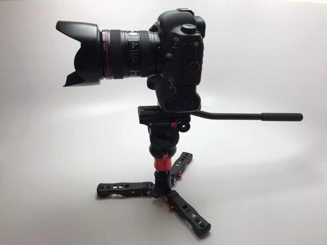 iFootage Cobra 2 C180 Monopod and Komodo K5 Video Head REVIEW