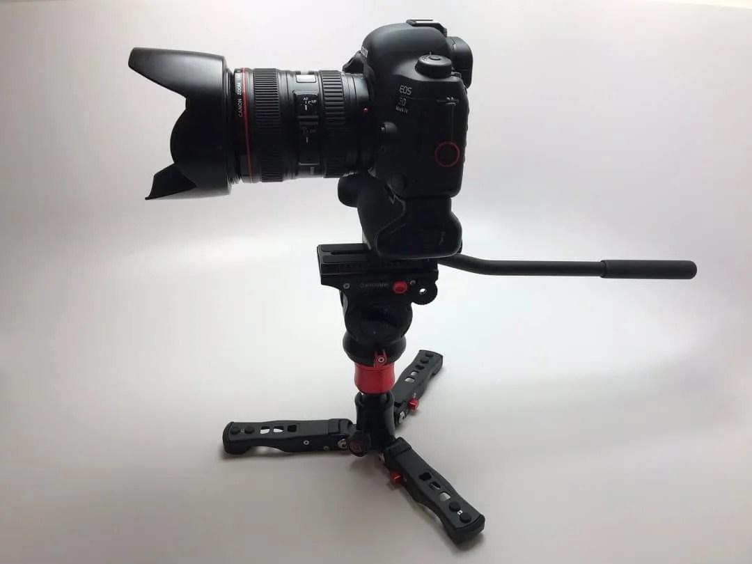 iFootage Cobra 2 C180 Monopod and Komodo K5 Video Head REVIEW