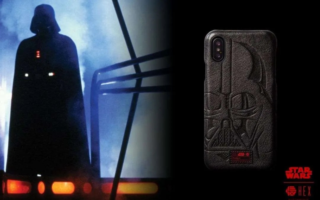 HEX Releases Star Wars iPhone Case Collection NEWS