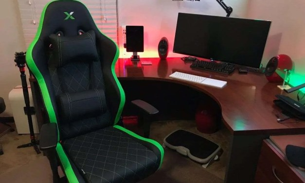 Rapid-X Ferrino XL Gaming Chair REVIEW