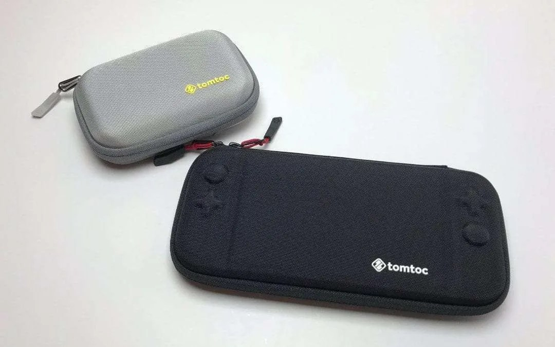Tomtoc Nintendo Switch Case And Hard Drive Carrying Case