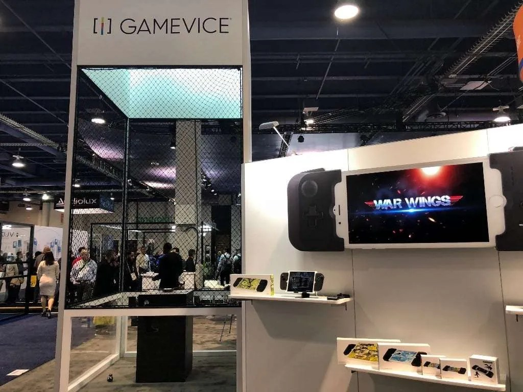 Gamevice CES 2018 Interview