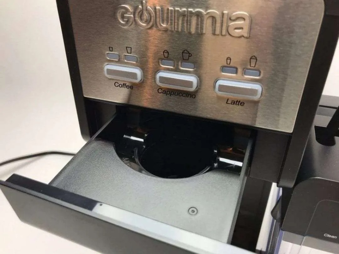 Gourmia 3-in-1 Single Serve Coffee Maker REVIEW